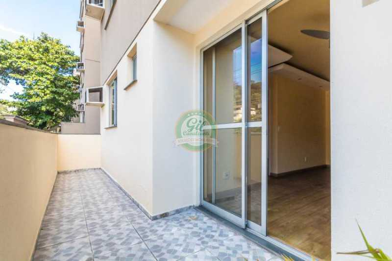 Varanda - Apartamento À Venda - Vila Valqueire - Rio de Janeiro - RJ - AP1751 - 10