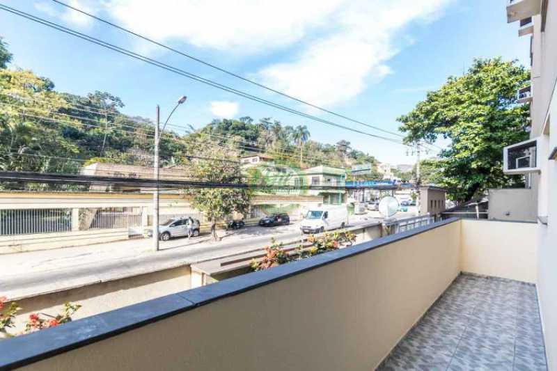 Varanda  - Apartamento À Venda - Vila Valqueire - Rio de Janeiro - RJ - AP1751 - 11
