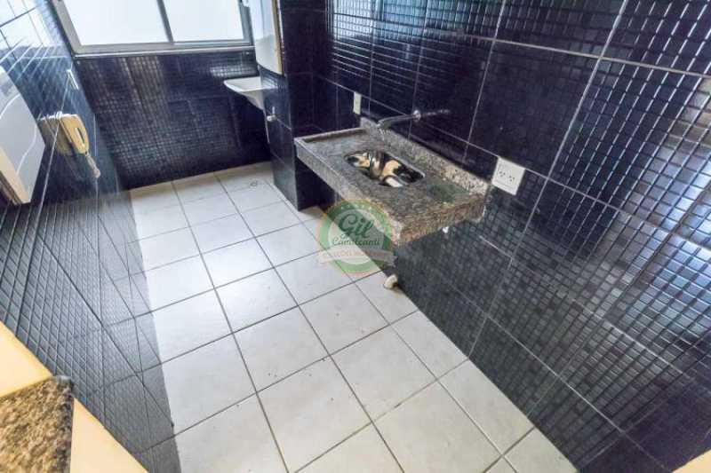 Cozinha  - Apartamento À Venda - Vila Valqueire - Rio de Janeiro - RJ - AP1751 - 14