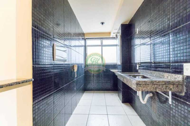 Cozinha  - Apartamento À Venda - Vila Valqueire - Rio de Janeiro - RJ - AP1751 - 15
