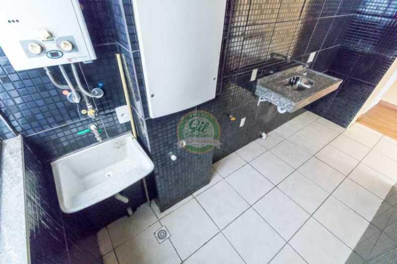 Cozinha  - Apartamento À Venda - Vila Valqueire - Rio de Janeiro - RJ - AP1751 - 16
