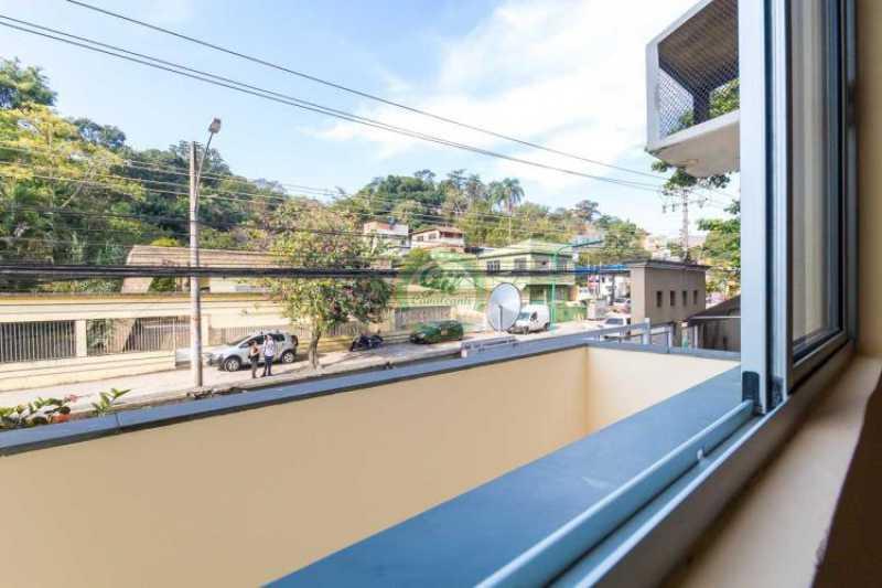 Vista do quarto - Apartamento À Venda - Vila Valqueire - Rio de Janeiro - RJ - AP1751 - 21