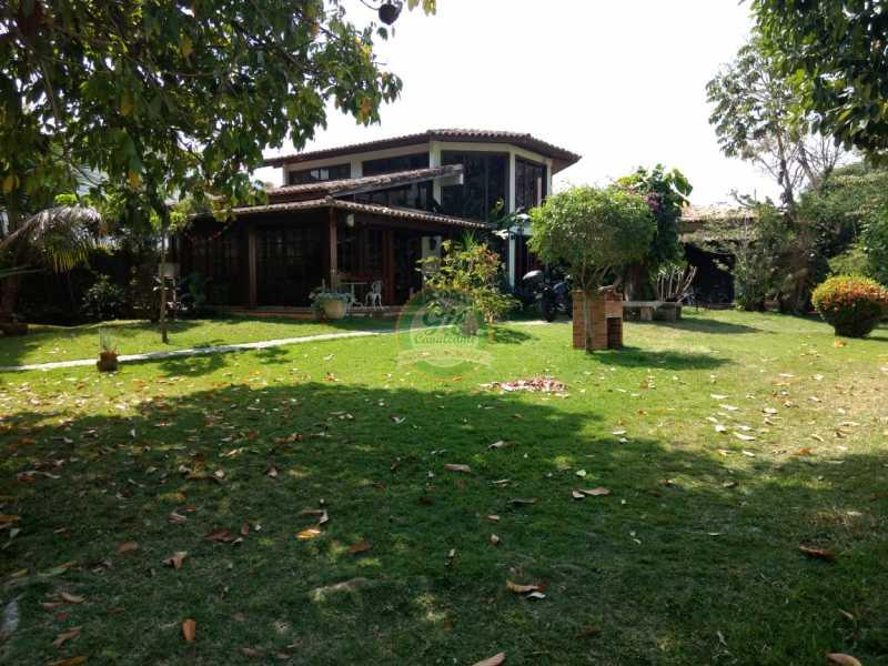 Fachada  - Casa em Condomínio 4 quartos à venda Jacarepaguá, Rio de Janeiro - R$ 990.000 - CS2214 - 1