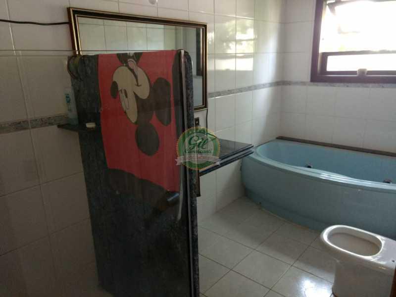 Banheiro 1 - Casa em Condomínio 4 quartos à venda Jacarepaguá, Rio de Janeiro - R$ 990.000 - CS2214 - 12