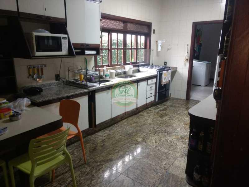 Cozinha - Casa em Condomínio 4 quartos à venda Jacarepaguá, Rio de Janeiro - R$ 990.000 - CS2214 - 8