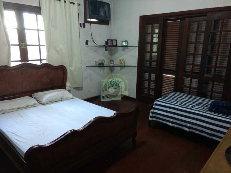 Suíte 2 - Casa em Condomínio 4 quartos à venda Jacarepaguá, Rio de Janeiro - R$ 990.000 - CS2214 - 13