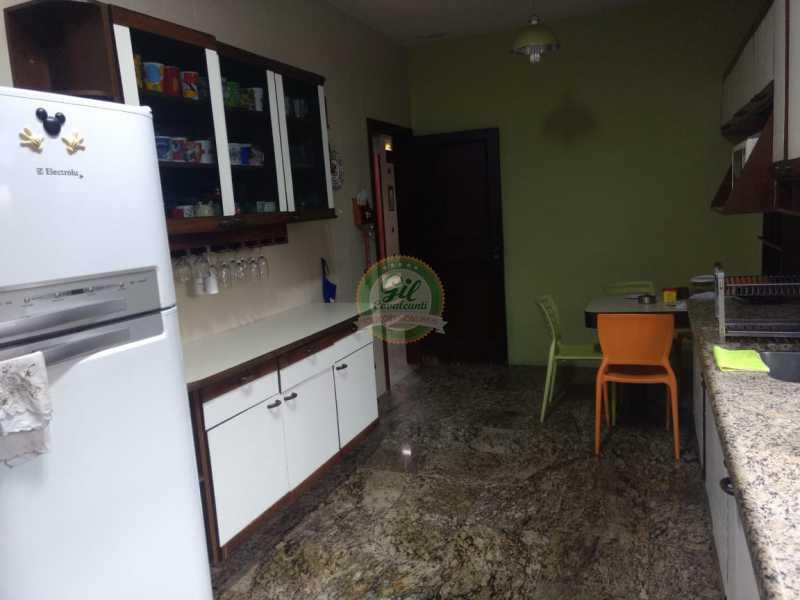 Cozinha - Casa em Condomínio 4 quartos à venda Jacarepaguá, Rio de Janeiro - R$ 990.000 - CS2214 - 9