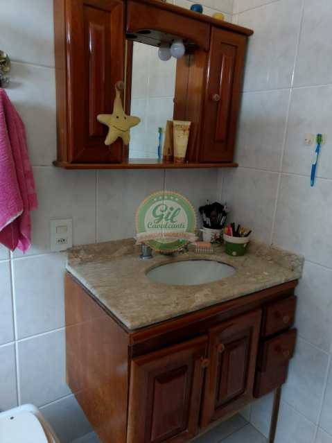 Banheiro 2 - Casa em Condomínio 4 quartos à venda Jacarepaguá, Rio de Janeiro - R$ 990.000 - CS2214 - 14