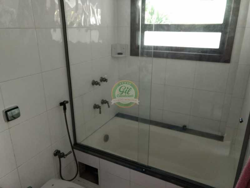 Banheiro 3 - Casa em Condomínio 4 quartos à venda Jacarepaguá, Rio de Janeiro - R$ 990.000 - CS2214 - 21