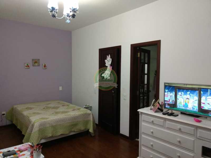Suíte 4 - Casa em Condomínio 4 quartos à venda Jacarepaguá, Rio de Janeiro - R$ 990.000 - CS2214 - 22