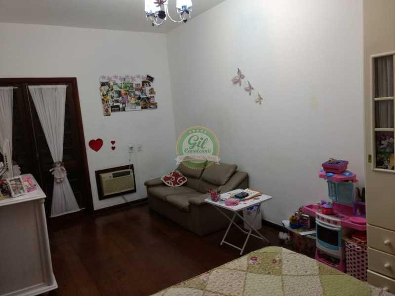 Suíte 4 - Casa em Condomínio 4 quartos à venda Jacarepaguá, Rio de Janeiro - R$ 990.000 - CS2214 - 23
