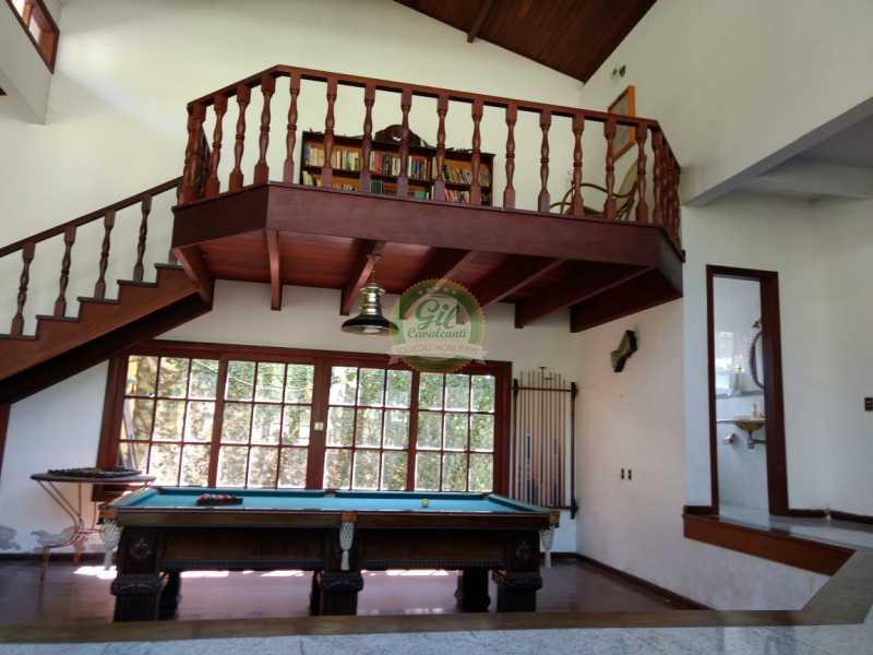 Sala - Casa em Condomínio 4 quartos à venda Jacarepaguá, Rio de Janeiro - R$ 990.000 - CS2214 - 6