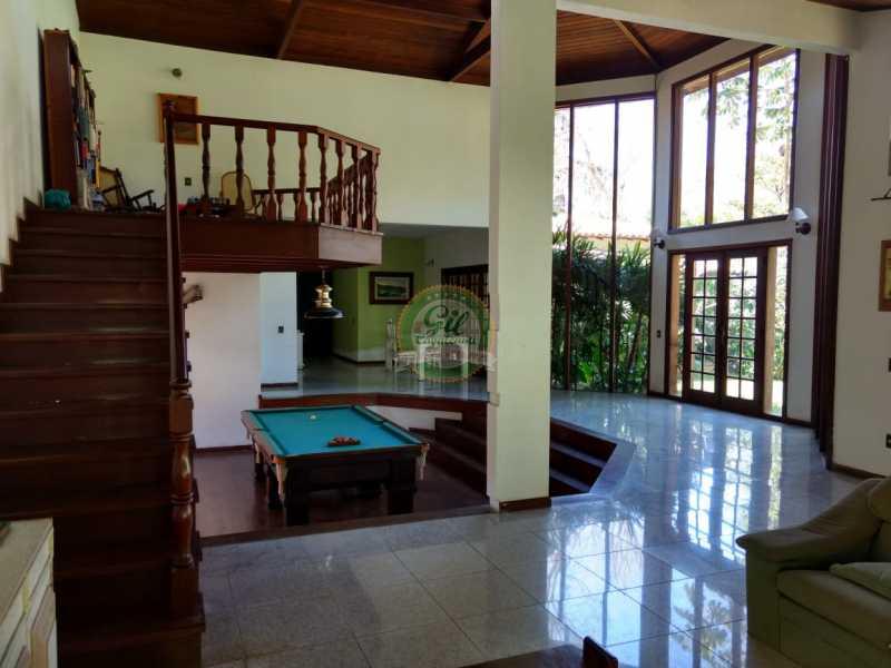 Sala - Casa em Condomínio 4 quartos à venda Jacarepaguá, Rio de Janeiro - R$ 990.000 - CS2214 - 4
