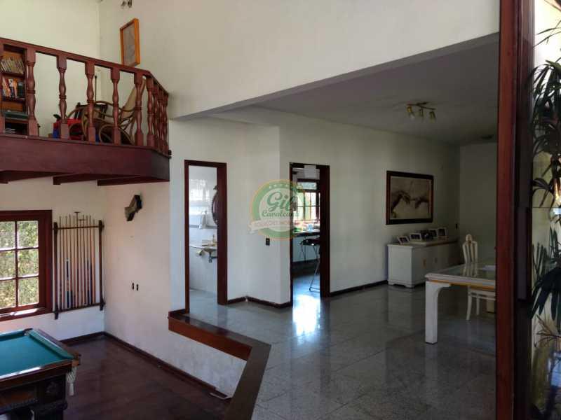 Sala - Casa em Condomínio 4 quartos à venda Jacarepaguá, Rio de Janeiro - R$ 990.000 - CS2214 - 7