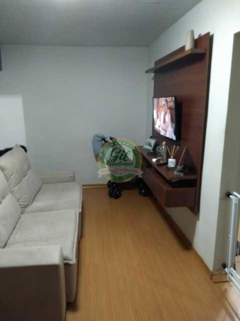 Sala - Apartamento Pechincha,Rio de Janeiro,RJ À Venda,2 Quartos,50m² - AP1753 - 3
