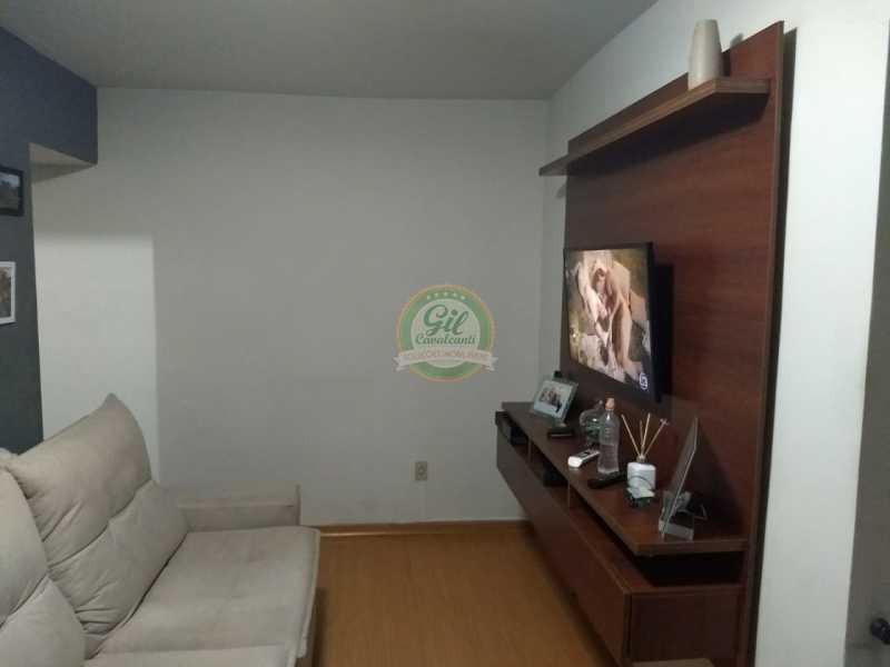 Sala - Apartamento Pechincha,Rio de Janeiro,RJ À Venda,2 Quartos,50m² - AP1753 - 4