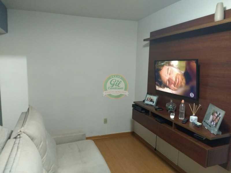 Sala - Apartamento Pechincha,Rio de Janeiro,RJ À Venda,2 Quartos,50m² - AP1753 - 5