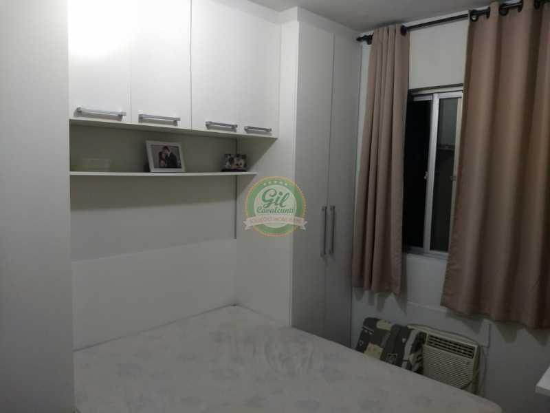 Quarto1 - Apartamento Pechincha,Rio de Janeiro,RJ À Venda,2 Quartos,50m² - AP1753 - 7