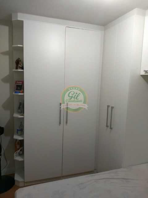 Quarto1 - Apartamento Pechincha,Rio de Janeiro,RJ À Venda,2 Quartos,50m² - AP1753 - 9