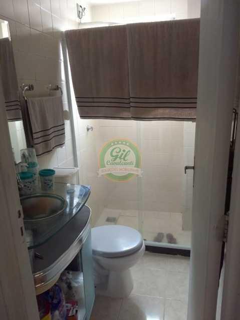 Banheiro - Apartamento Pechincha,Rio de Janeiro,RJ À Venda,2 Quartos,50m² - AP1753 - 10