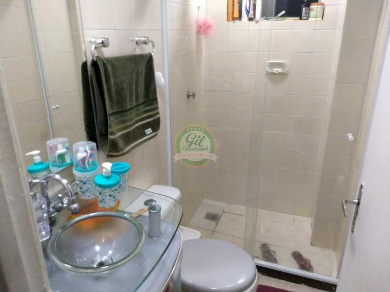 Banheiro - Apartamento Pechincha,Rio de Janeiro,RJ À Venda,2 Quartos,50m² - AP1753 - 11
