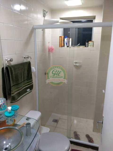 Banheiro - Apartamento Pechincha,Rio de Janeiro,RJ À Venda,2 Quartos,50m² - AP1753 - 12
