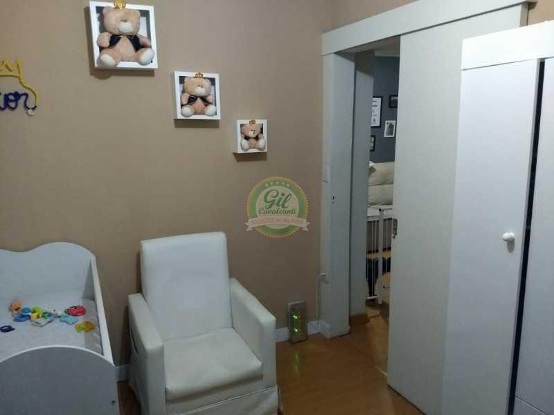 Quarto2 - Apartamento Pechincha,Rio de Janeiro,RJ À Venda,2 Quartos,50m² - AP1753 - 15