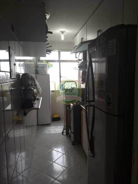 Cozinha - Apartamento Pechincha,Rio de Janeiro,RJ À Venda,2 Quartos,50m² - AP1753 - 17
