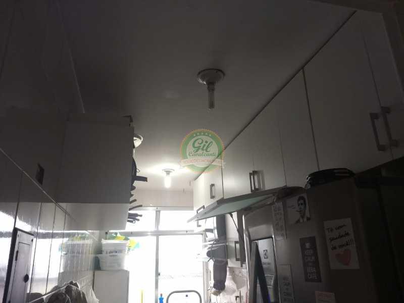 Cozinha - Apartamento Pechincha,Rio de Janeiro,RJ À Venda,2 Quartos,50m² - AP1753 - 18