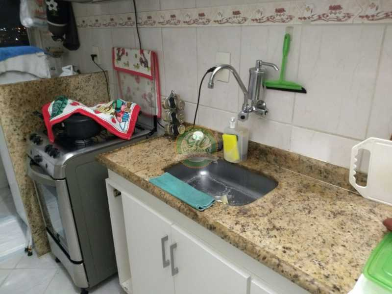 Cozinha - Apartamento Pechincha,Rio de Janeiro,RJ À Venda,2 Quartos,50m² - AP1753 - 19