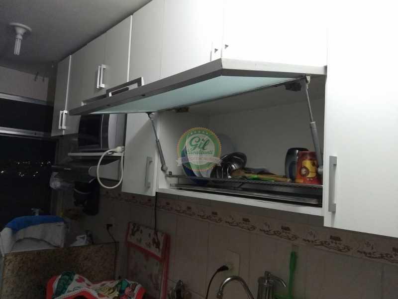 Cozinha - Apartamento Pechincha,Rio de Janeiro,RJ À Venda,2 Quartos,50m² - AP1753 - 20