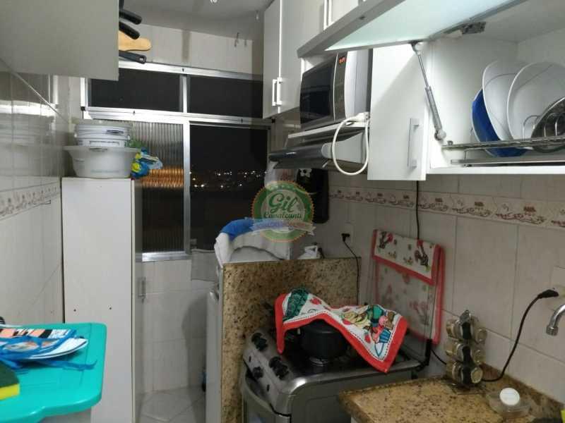 Cozinha - Apartamento Pechincha,Rio de Janeiro,RJ À Venda,2 Quartos,50m² - AP1753 - 21