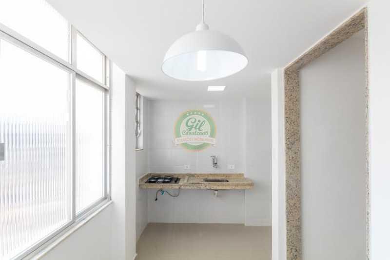 Cozinha  - Apartamento Glória,Rio de Janeiro,RJ À Venda,1 Quarto,50m² - AP1756 - 8