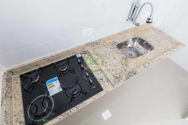 Cozinha  - Apartamento Glória,Rio de Janeiro,RJ À Venda,1 Quarto,50m² - AP1756 - 9
