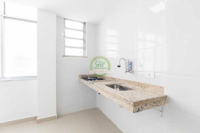 Cozinha  - Apartamento Glória,Rio de Janeiro,RJ À Venda,1 Quarto,50m² - AP1756 - 10
