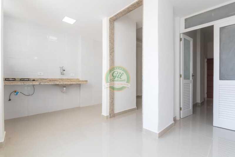 Cozinha  - Apartamento Glória,Rio de Janeiro,RJ À Venda,1 Quarto,50m² - AP1756 - 11