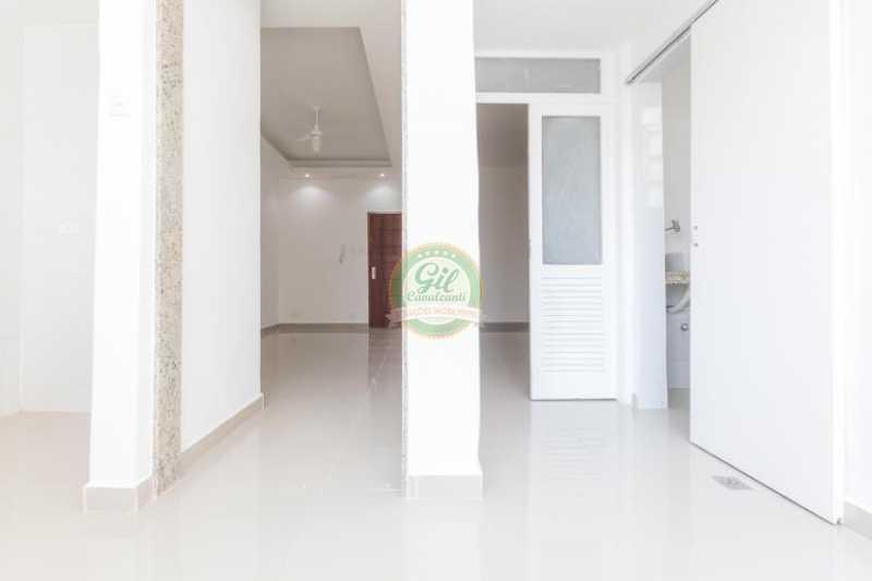 Cozinha  - Apartamento Glória,Rio de Janeiro,RJ À Venda,1 Quarto,50m² - AP1756 - 12