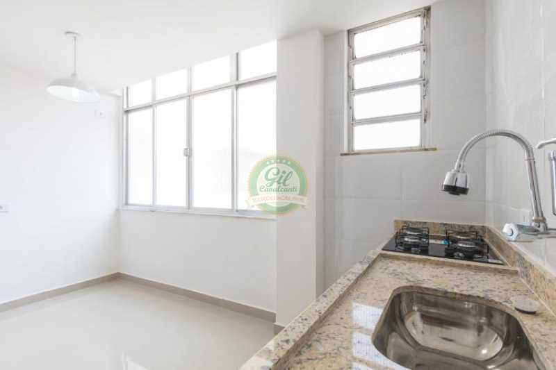 Cozinha  - Apartamento Glória,Rio de Janeiro,RJ À Venda,1 Quarto,50m² - AP1756 - 13