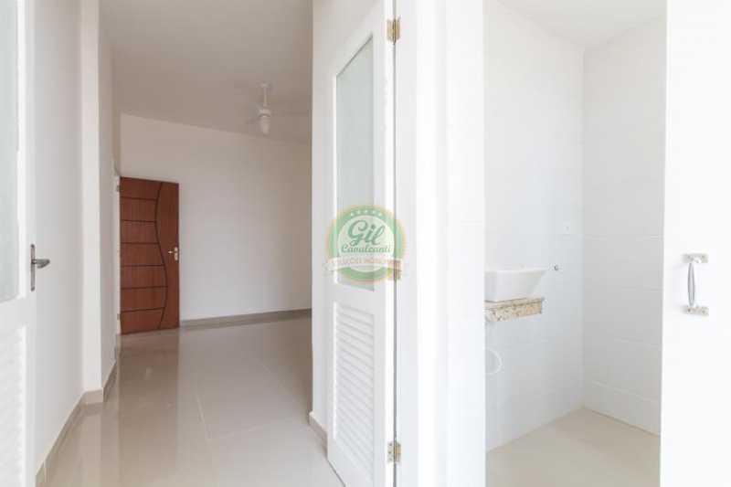 Sala/Banheiro - Apartamento Glória,Rio de Janeiro,RJ À Venda,1 Quarto,50m² - AP1756 - 20