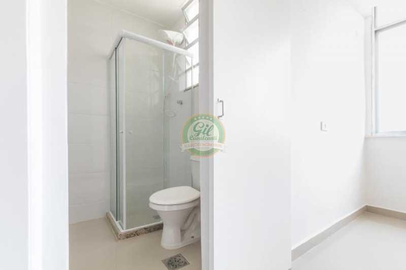 Banheiro - Apartamento Glória,Rio de Janeiro,RJ À Venda,1 Quarto,50m² - AP1756 - 21