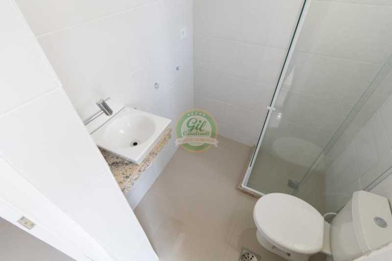 Banheiro - Apartamento Glória,Rio de Janeiro,RJ À Venda,1 Quarto,50m² - AP1756 - 22