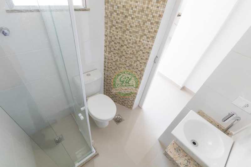 Banheiro - Apartamento Glória,Rio de Janeiro,RJ À Venda,1 Quarto,50m² - AP1756 - 23