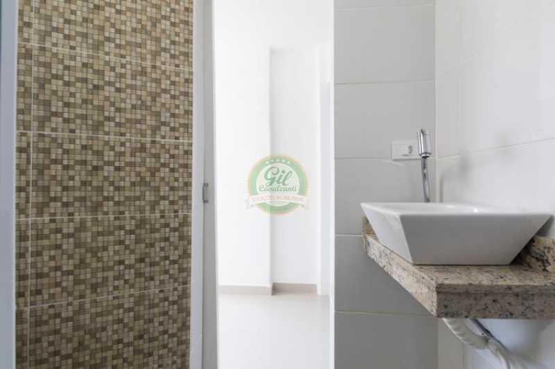 Banheiro - Apartamento Glória,Rio de Janeiro,RJ À Venda,1 Quarto,50m² - AP1756 - 24
