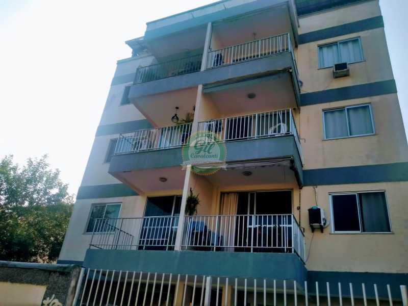 Fachada - Apartamento Curicica,Rio de Janeiro,RJ À Venda,2 Quartos,63m² - APR1074 - 1