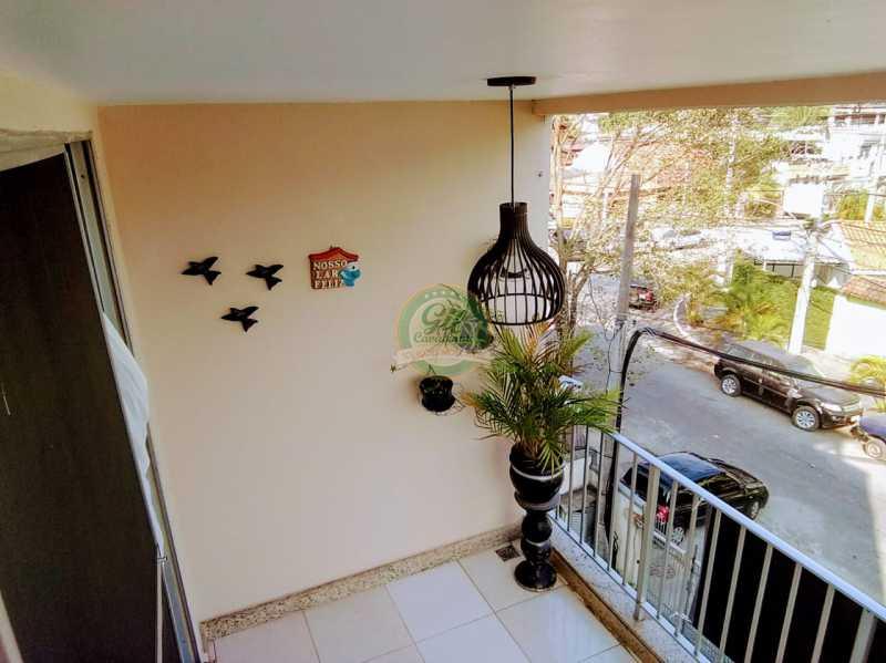 Varanda - Apartamento À Venda - Curicica - Rio de Janeiro - RJ - APR1074 - 3
