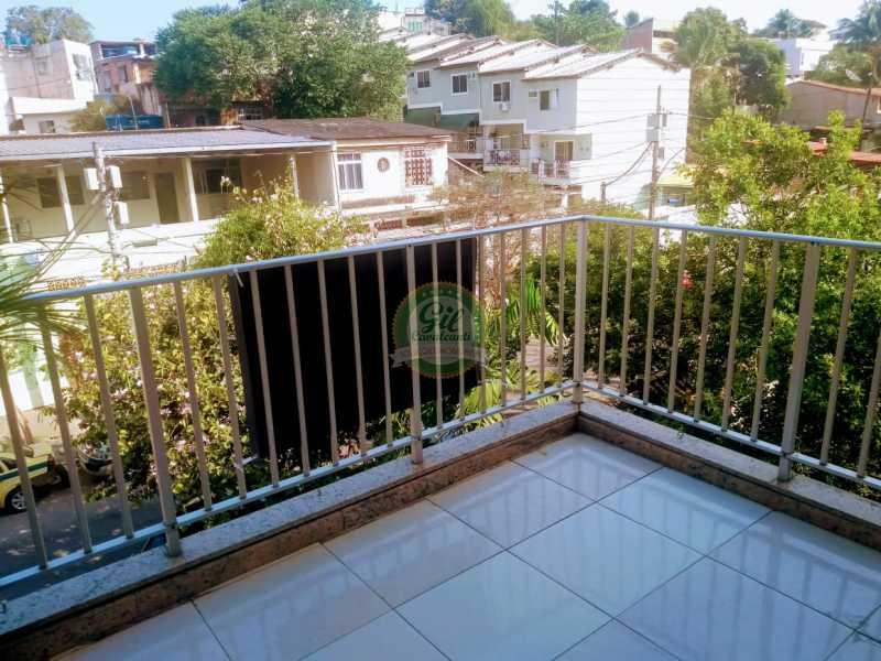 varanda - Apartamento Curicica,Rio de Janeiro,RJ À Venda,2 Quartos,63m² - APR1074 - 4