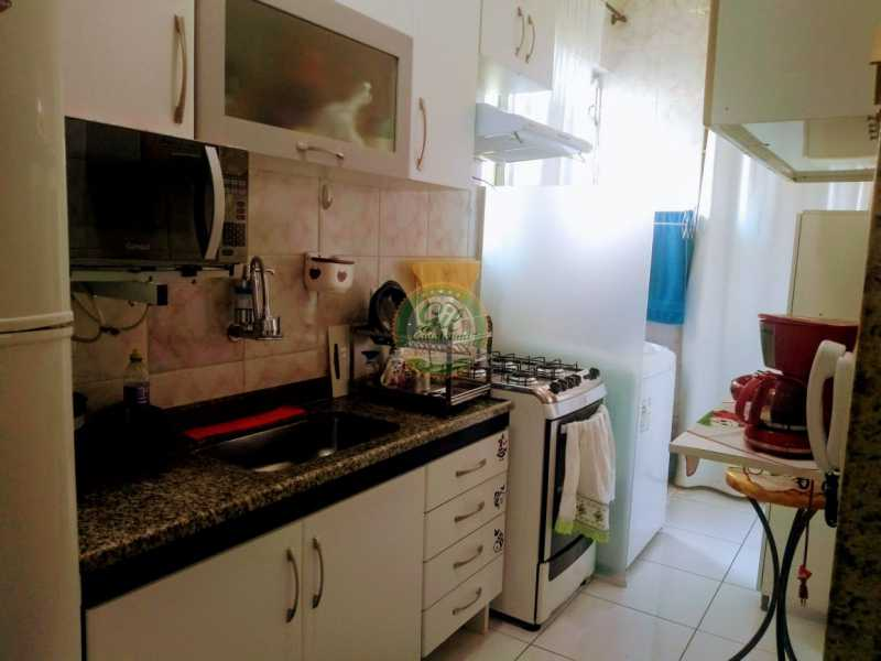 Cozinha - Apartamento À Venda - Curicica - Rio de Janeiro - RJ - APR1074 - 13