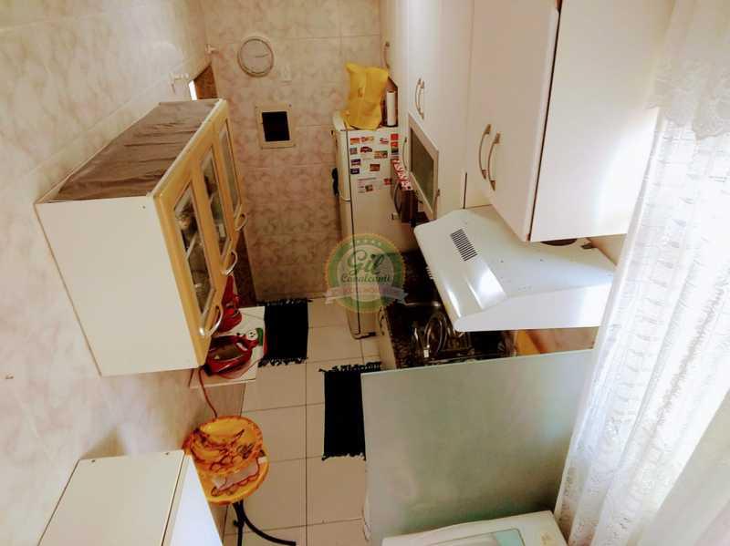 Cozinha - Apartamento À Venda - Curicica - Rio de Janeiro - RJ - APR1074 - 11