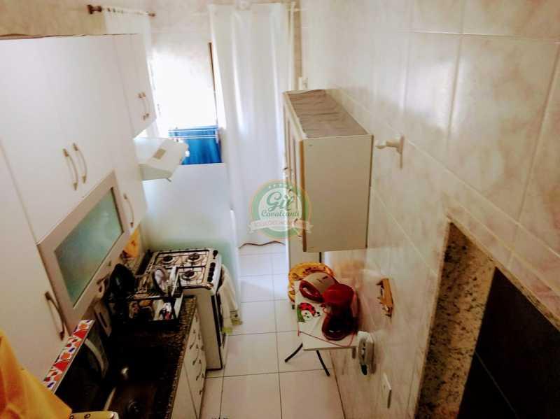 Cozinha - Apartamento À Venda - Curicica - Rio de Janeiro - RJ - APR1074 - 10