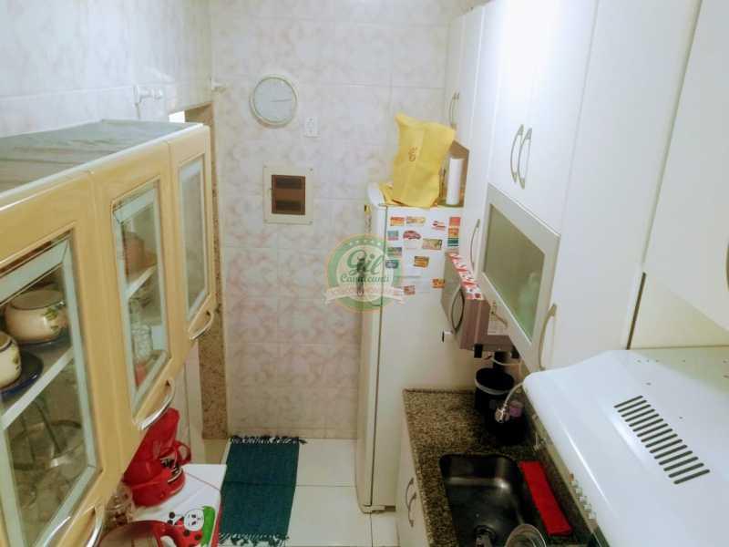 Cozinha - Apartamento À Venda - Curicica - Rio de Janeiro - RJ - APR1074 - 12